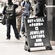 Black Market Street