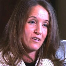 Casey Stoney reveals sexuality for first time