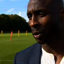 Jason Roberts set for Kick It Out T-shirt protest