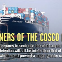 Prisoners of the Cosco Busan | East Bay Express