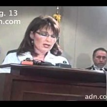 "ADN-reporter Kyle Hopkins explains details of Sarah Palin's ""Troopergate"" scandal"