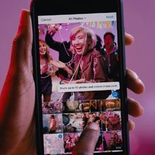 Instagram now lets you share up to 10 pictures per post