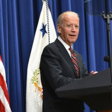 Joe Biden passionate at Summit on Climate Change on Road to the UN Summitt in Paris