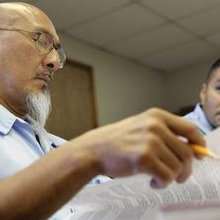 Prison bible seminary offers hope, education