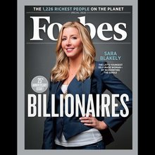 Undercover Billionaire: Sara Blakely Joins The Rich List Thanks To Spanx