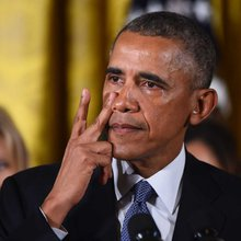 Obama 'won't campaign for Democrats opposed to gun reform'