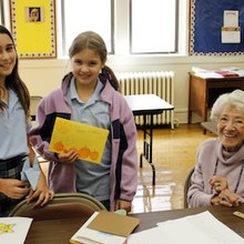 100-Year-Old Math Teacher Still Going Strong at Brooklyn Elementary School - Dyker Heights - DNAi...