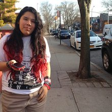 Gutsy Teen Recounts Diving Through Car Window to Get Stolen Phone Back - East Elmhurst - DNAinfo....