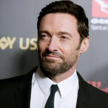 Hugh Jackman and Taron Egerton talk perseverance and 'Eddie The Eagle' at West Plano premiere