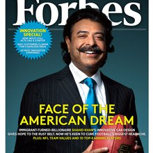 Shahid Khan: The New Face Of The NFL And The American Dream