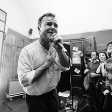 Kick Backs with Future Islands