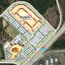 Site Work Starts on Outlet Mall in West Little Rock