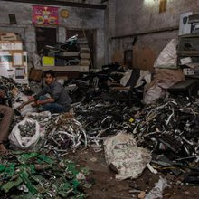 E-waste refuses to 'disappear' from Delhi
