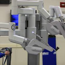 Robot surgery is here to stay