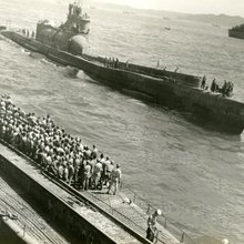 US had A-bomb, Japan had I-400 submarine - and this veteran helped nab it