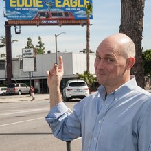 The making of Eddie the Eagle