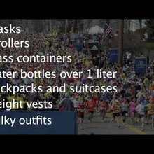 BAA issues new security-inspired rules for Boston Marathon participants