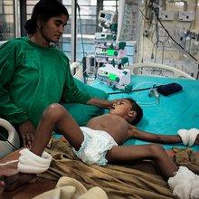 Rural Health Care Blamed for Infant Deaths in Kolkata