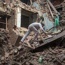 The Haunting Reality of Post-Earthquake Nepal