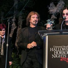 Ozzy Osbourne and Danny Trejo Honored at Universal's Eyegore Awards