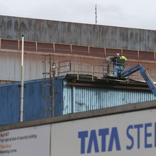 UK steel sector imploding, Tata Steel blames cheap Chinese imports