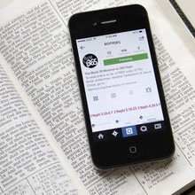 New Year's resolution for LDS couple becomes daily reading challenge for thousands