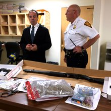Police bust dealers marking up heroin prices to rich youths