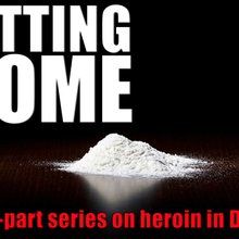 Path to heroin addiction