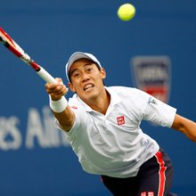 Nishikori Nets 100 Million Yen Bonus After U.S. Open Loss
