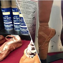 Flesh-colored tights: Empowering my daughter through dance