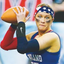 Liberty's QB no newcomer to football