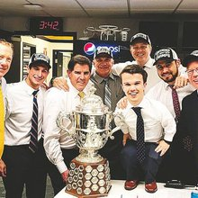 NH native Mat Myers has Stanley Cup dreams