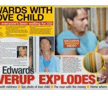 Something Stinks: John Edwards and a Thirty Year Jail Term?