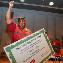 Broward teacher receives top national honor