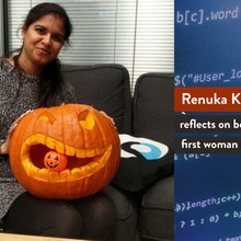 Renuka Khandelwal, Flipkart's first woman engineer, raises a toast to equality and respect