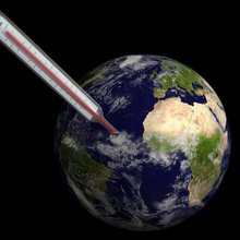 Climate Scientist: 2 Degrees of Warming Too Much