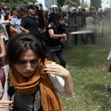How Tear Gas Became the Turkish Government's Weapon of Choice