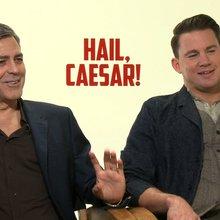 Clooney, Tatum serve up the sexy in 'Hail Caesar!'