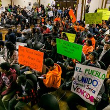 Next 100 Days: Proposed Cuts Pit President Trump Against Youth of Cypress Hills