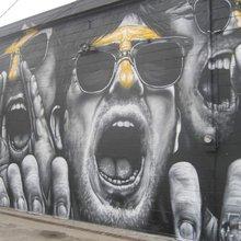 Berlin muralist leaves his mark on New Orleans