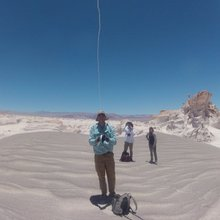 Studying terrestrial dust devils might h...