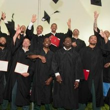 College-in-prison grad: 'You can have swagger and be a mathematician'