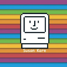 The Woman Behind Apple's First Icons