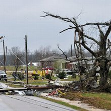 At Least 26 Dead as Tornadoes Slam South, Midwest