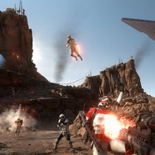 Star Wars Battlefront 2015 review