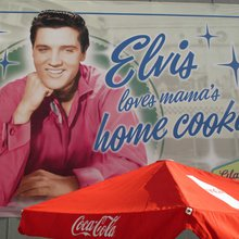 Fit for a king: Graceland mega-complex and hotel open in time for the 40th anniversary of Elvis's...