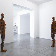Antony Gormley Exhibition Review