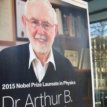 Nobel prize winner lectures on neutrinos