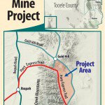 Proposed mine site considered sacred to Ibapah's Goshute tribes