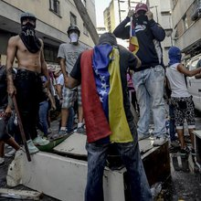 Venezuela: 'No end to chaos without a negotiated solution'